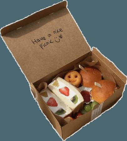 picnic box png