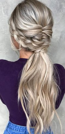 Blonde Hair Marlene