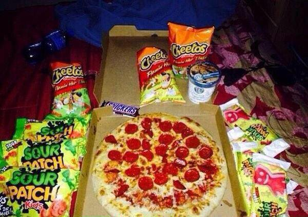 Netflix and chill snacks - Google Search