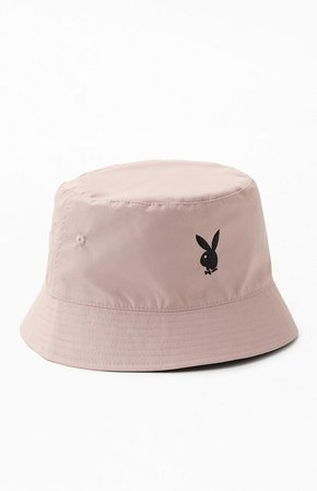 PACSUN Playboy  Bucket Hat