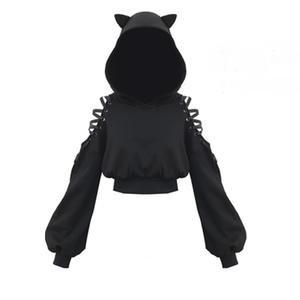 Best Kawaii - Punk Kitten Hoodie – BestKawaii