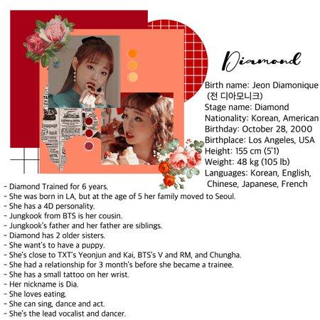 hf diamond