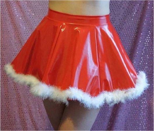 Santa skirt
