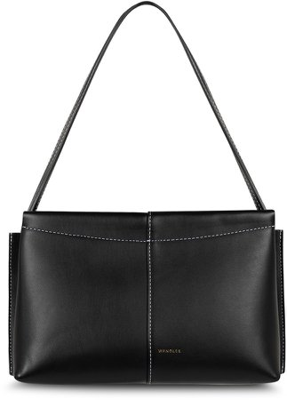 Mini Carly Leather Shoulder Bag