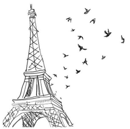 paris drawing - Google Search