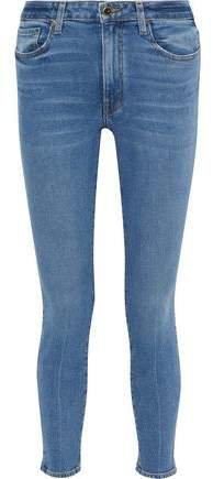 Kassandra Mid-rise Skinny Jeans