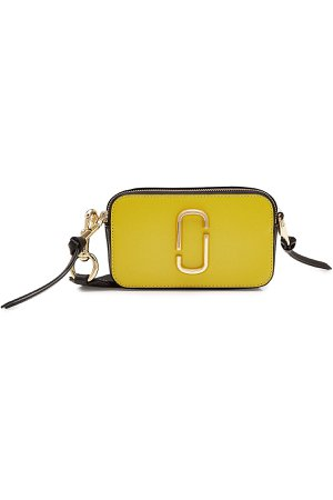 Snapshot Small Leather Camera Bag Gr. One Size