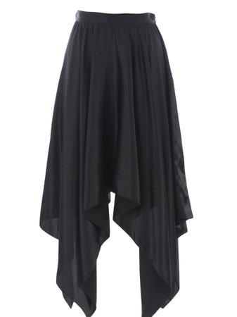 Federica Tosi Flared Asymmetric Skirt