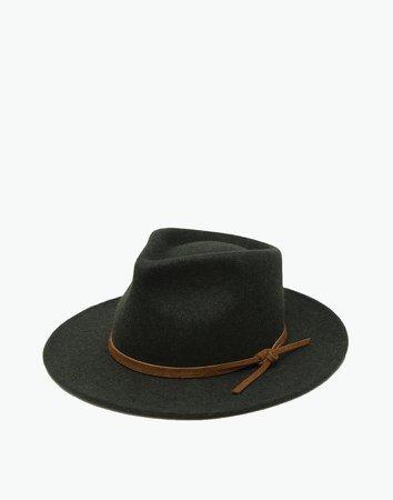 WYETH Wool Rory Fedora Hat