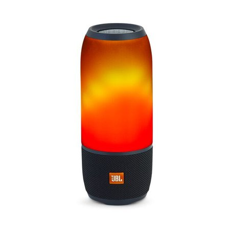 JBL Pulse 3 | Waterproof Bluetooth Speaker with 360° Lightshow