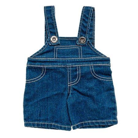 Build A Bear overalls