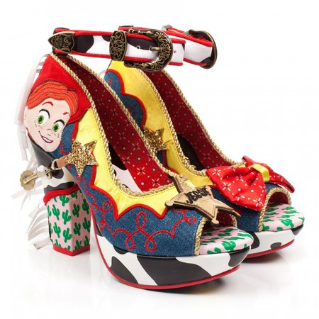 Rootinest Tootinest Cowgirl - Womens | Irregular Choice