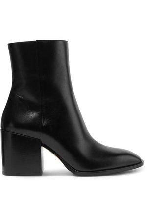 aeydē | Leandra leather ankle boots | NET-A-PORTER.COM