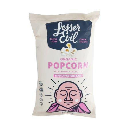 Lesser Evil Snacks Himalayan Pink Buddha Bowl, 5 oz, Lesser Evil Snacks | Whole Foods Market