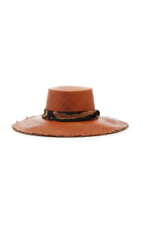 Cordovez Straw Hat By Sensi Studio | Moda Operandi