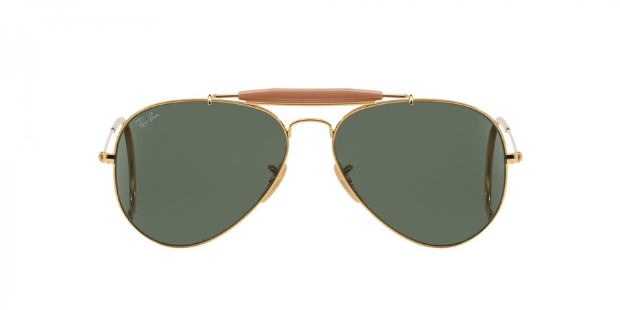 Ray-Ban ® Aviator Outdoorsman RB3030-L0216 | Withsunglasses.co.uk