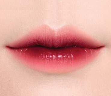 korean makeup lips