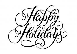 vector happy holidays - Google Search