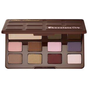 Matte Chocolate Chip Eyeshadow Palette - Too Faced | Sephora