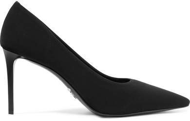 Neoprene Pumps - Black