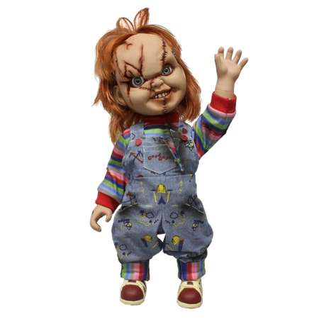 Chucky Tiffany Doll Childs Play Mezco Toyz - Chucky Transparent Background png download - 600*600 - Free Transparent Chucky png Download. - Clip Art Library
