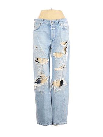 Closed Denim Solid light Blue Jeans 27 Waist - 20% off | thredUP