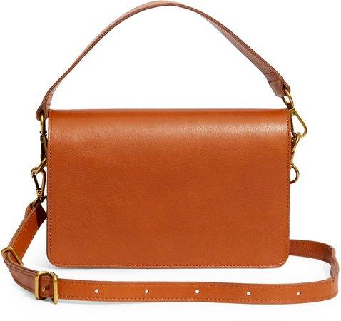 The Flap Convertible Crossbody Bag