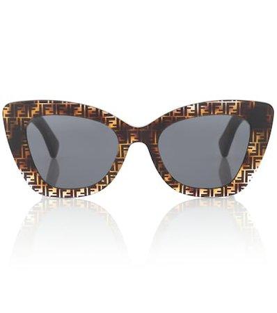 Havana FF sunglasses