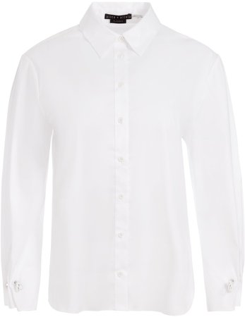 Wes Pleated Sleeve Button Down