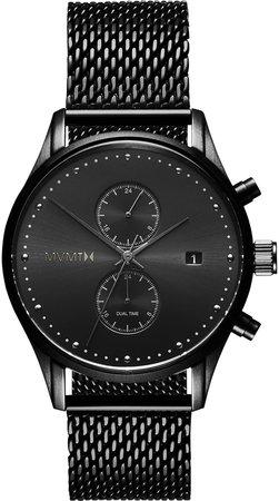 Voyager Mesh Strap Watch, 42mm