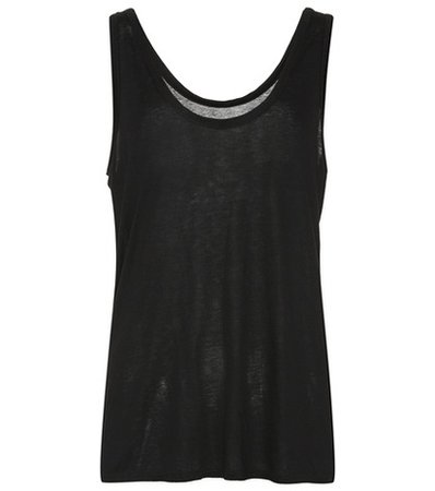 Thomaston jersey tank top