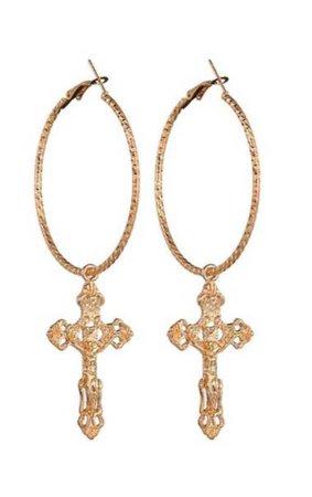 aa the label earrings