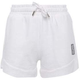 Les Girls Les Boys French Cotton-terry Shorts