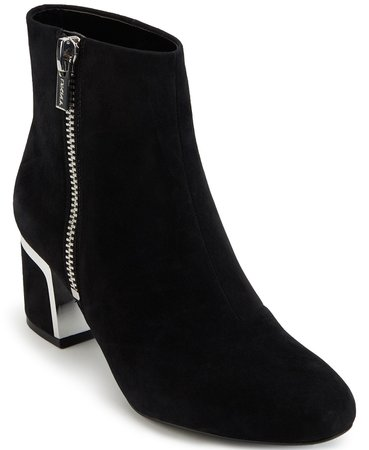DKNY Crosbi Booties & Reviews - Boots - Shoes - Macy's