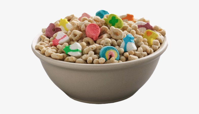 Download Free png Bowl Of Cereal Png Download - Lucky Food For 2017 Transparent PNG ... - DLPNG.com