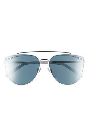 DIFF x Star Wars™ R2-D2 62mm Polarized Oversize Aviator Sunglasses | Nordstrom