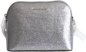 metallic silver purse - Google Search
