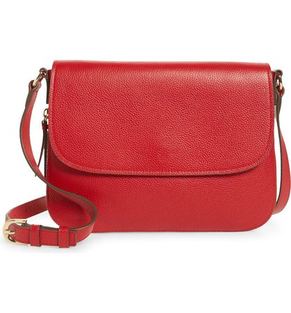 Nordstrom Georgetown Leather Crossbody Bag | Nordstrom