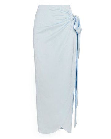 Silvia Tcherassi Bonnan Pareo Wrap Skirt | INTERMIX®