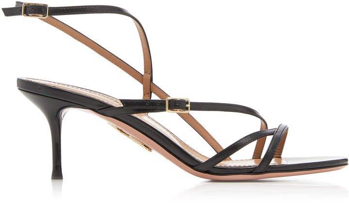 Carolyne Leather Sandals
