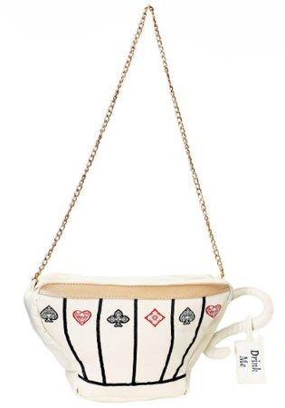 Women's Tea Cup Purse