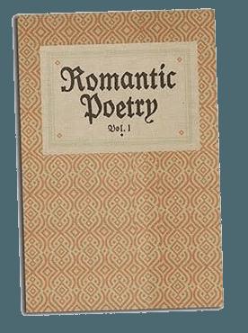 Romantic Poetry Journal