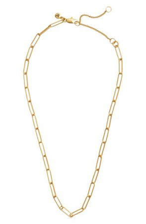 Madewell Paperclip Chain Necklace | Nordstrom