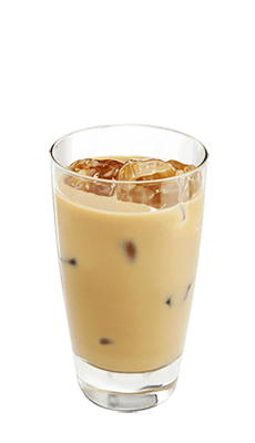 *clipped by @luci-her* iced coffee