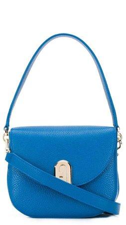 Sleek S shoulder bag