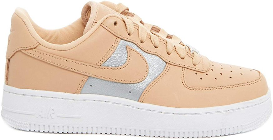 tan nike sneakers womens