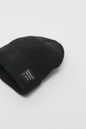 RIBBED COTTON HAT | ZARA United States