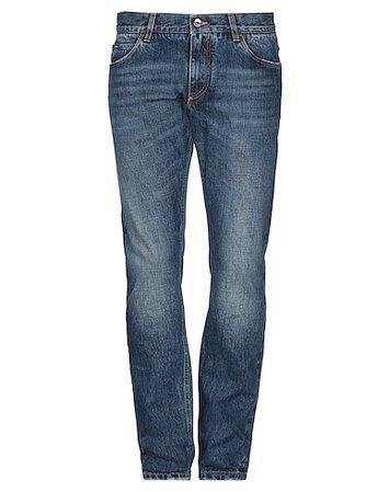 Dolce & Gabbana Denim Pants - Men Dolce & Gabbana Denim Pants online on YOOX United States - 42808052PT