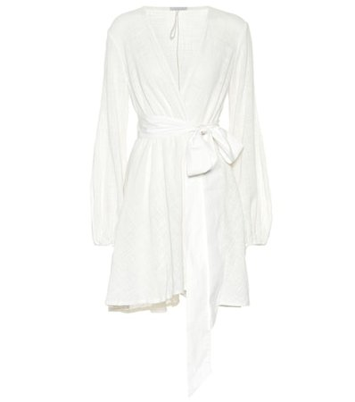 Gaia cotton minidress