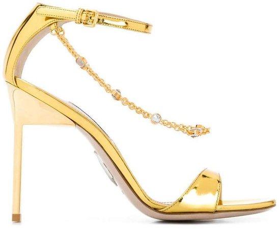 ankle bracelet sandals
